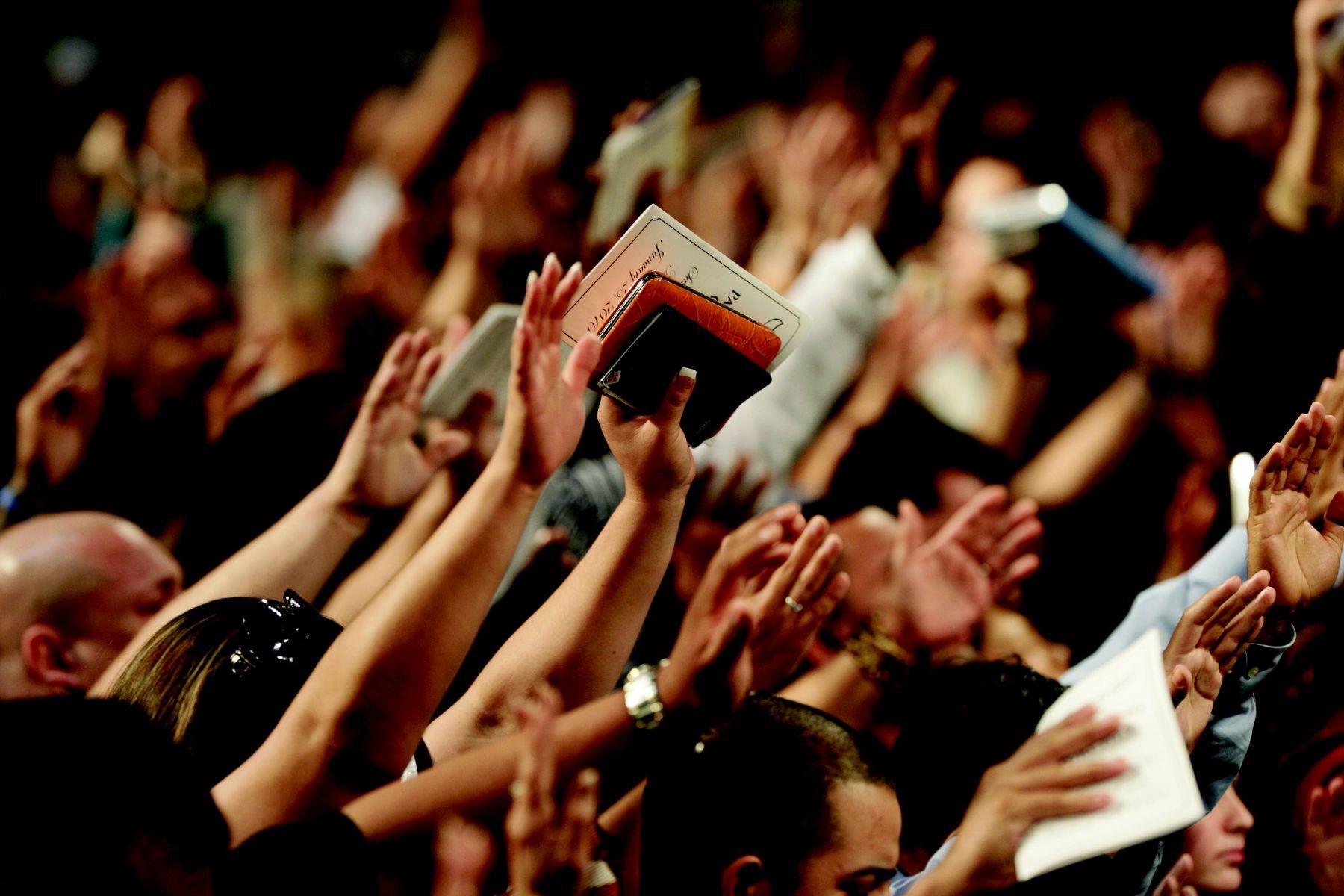 Être une église qui prie