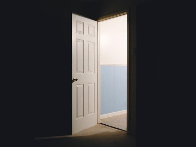 Ne ferme pas la porte